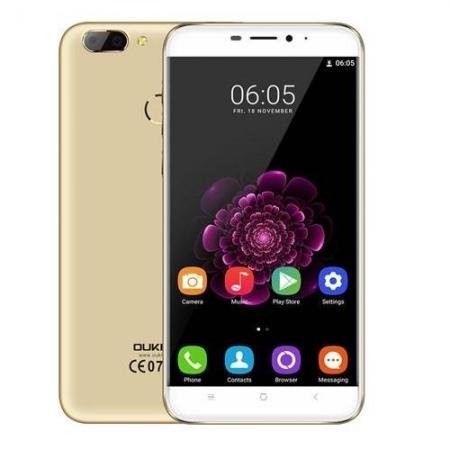 Oukitel Smartphone U20 Plus Gold